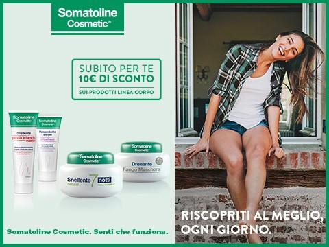 somatoline promo corpo